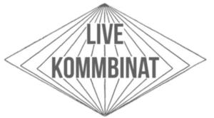 LiveKOMMBINAT logo